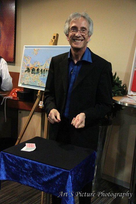 Magikhopital gala de magie hotel kyriade prestige merignac 20 03 2014 61